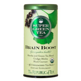 Organic Brain Boost SuperGreen Tea
