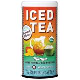 Organic Mango Coconut Water Iced Tea