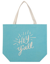 Now Designs Hey Yall Tote Bag