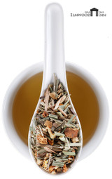 Ginger Orange Infusion Herbal Tea