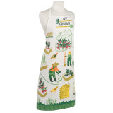 Now Designs Dry Goods Bakers Apron Get Growing
