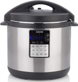 Zavor Lux Edge 8QT Multi-Cooker SS Electric
