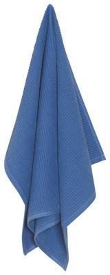 Royal Blue Ripple Dishtowel