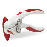 Zyliss Lock and Lift Can Opener Red