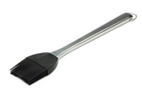 Charcoal Companion Stainless Handle Basting Brush