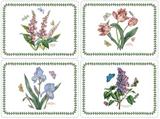Pimpernel Botanic Garden 4 Motifs Set of 4 Placemats