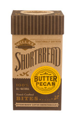 Willa's Butter Pecan Shortbread Bites