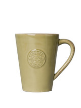 Casafina Forum Khaki Green Mug 12oz