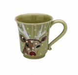 Deer Friends Mug 12oz