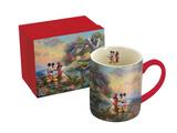 Mickey and Minnie Sweetheart Cove 14oz Mug