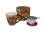 Mickey & Minnie Sweetheart Central Park Tea Infusion Mug 17oz