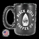 Arrowhead Ceramic Mug Black Rifle Coffee