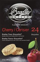 Bradley Smoker Cherry Bisquette 24 pack