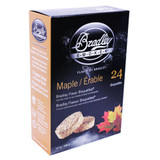 Bradley Smoker Maple Bisquette