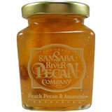 San Saba Peach Pecan and Amaretto Preserves