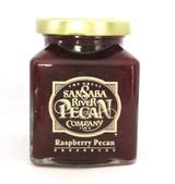 San Saba Raspberry Pecan Preserves