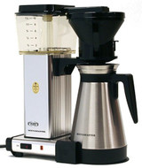 Technivorm Moccamaster  Coffee Brewer - Polished Silver