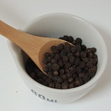 black peppercorns from Malabar