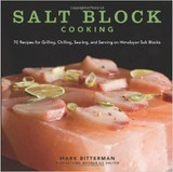 Salt Block Cooking Book