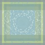 Garnier-Thiebaut damask cotton Envolee Tablecloth