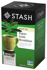 Stash Super Irish Breakfast Black Tea 20ct