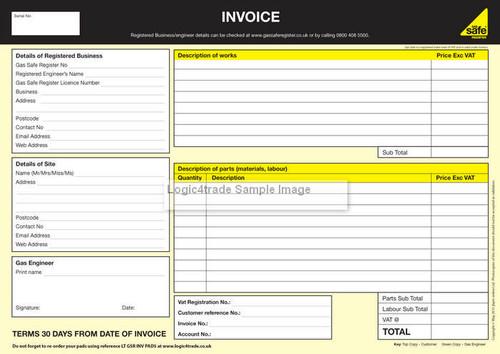 Invoice PAD5