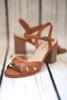 Tanya Tan Braided Dress Sandal