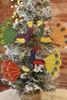 Silk Road Bazaar Peacock Ornament collection