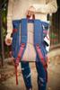 Harvest Navy Rolltop Backpack 2.0