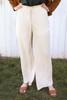 Papyrus Class Flowing Wide Leg Pants