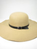 Tan Floppy Hat.