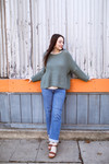 The Josie Ray Loose Knit Pullover Sweater