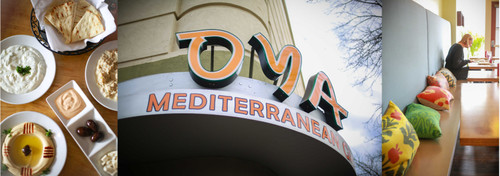 Meet the Neighbors: Oya Mediterranean Grill