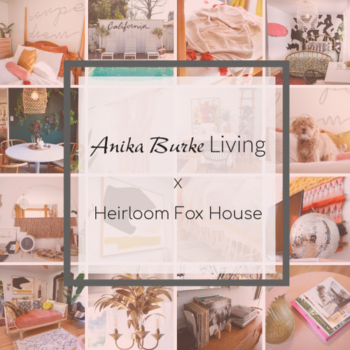 10 Home Styling Tips  From Heirloom Fox