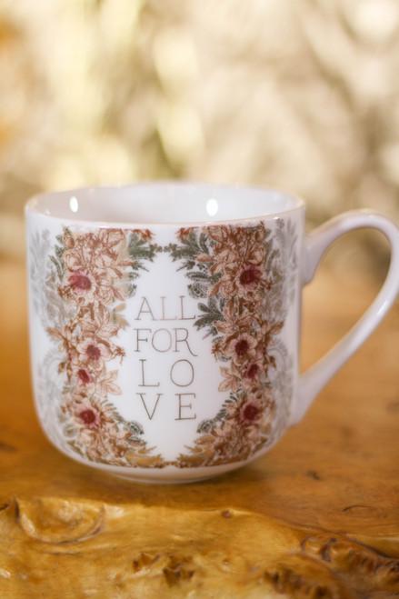All For Love Mug