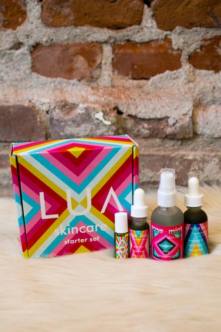 LUA Skincare Starter Kit