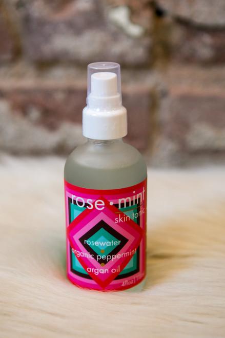 Lua Skin Care Rose Mint Skin Tonic