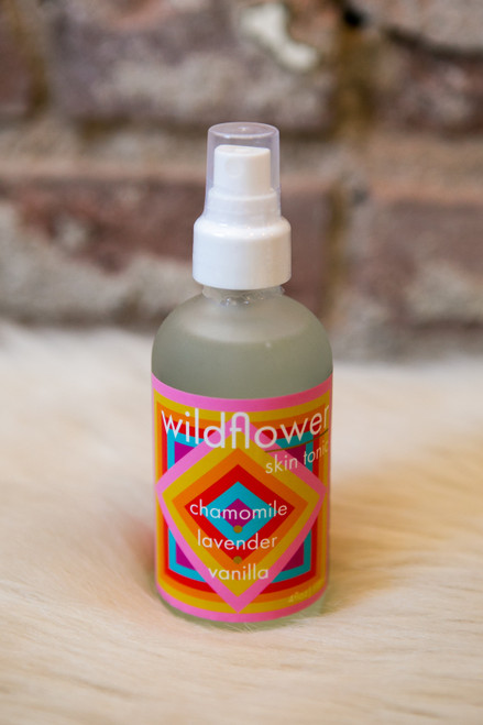 Lua Skin Care Wildflower Skin Tonic