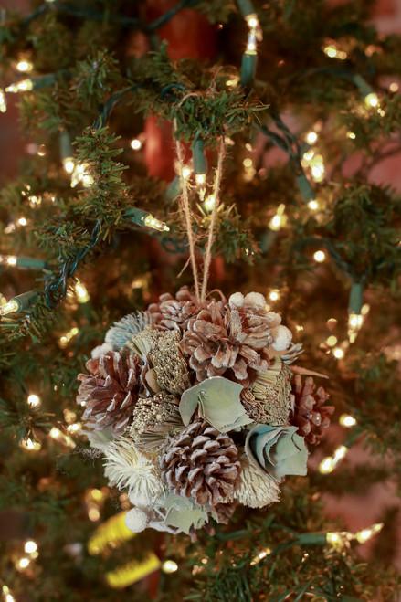 C&F Home Winter Garden Ornament