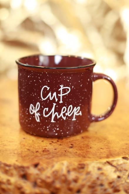Rachel Allene Cup of Cheer Ceramic Mug