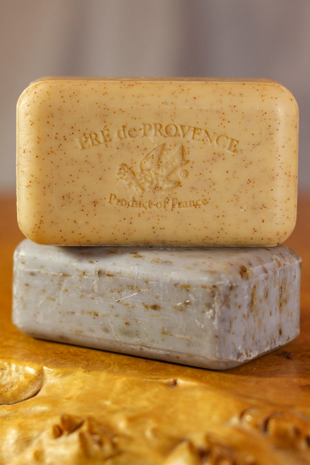 Honey Almond and Lavender European Soaps 150g Soap Bars (Set of 2)