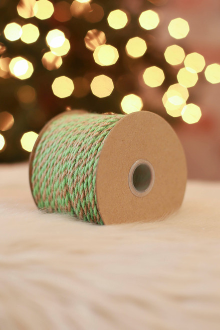 Paper Source Mint Jute Twine Cord