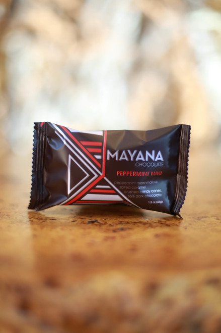 Mayana Chocolate Mini Peppermint Bar