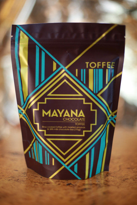 Mayana Chocolate Toffee