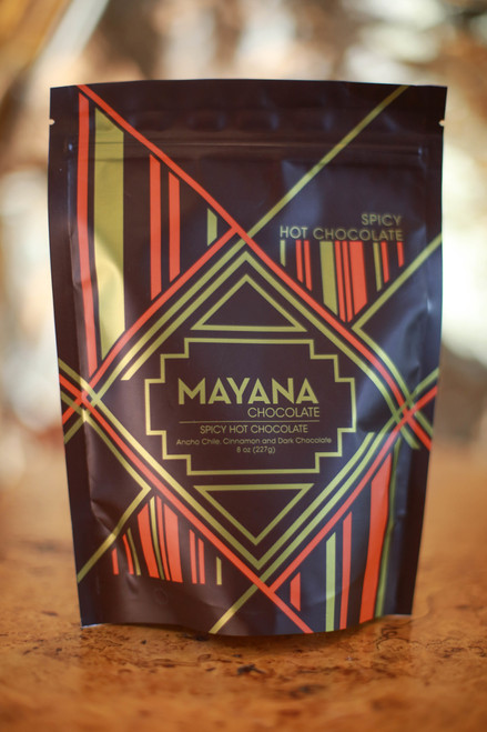 Mayana Chocolate Spicy Hot Chocolate