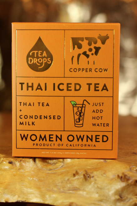 Copper Cow Thai Iced Tea | 5-Pack