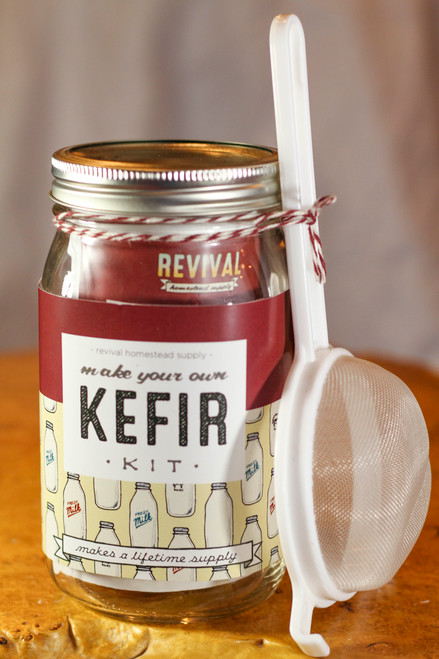 DIY Kefir Kit