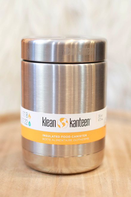 Klean Kanteen Insulated 16 oz. Food Canister