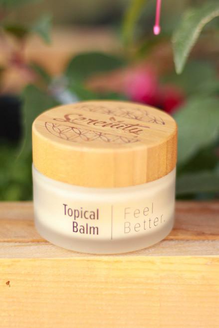 Serenity CBD 60 mg Topical Balm