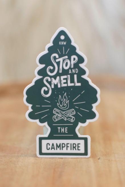 Campfire Fresh Sticker